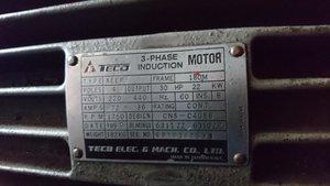 Jual Electric Motor Merk TECO
